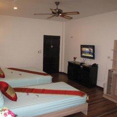 Отель QG Resort 3* Номер Делюкс с различными типами кроватей фото 5