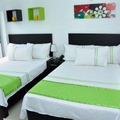 Hotel Colours 2* Стандартный номер с 2 отдельными кроватями фото 3