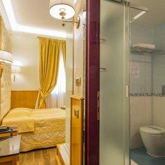 Отель Vittoria Италия, Милан - 2 отзыва об отеле, цены и фото номеров - забронировать отель Vittoria онлайн ванная фото 2