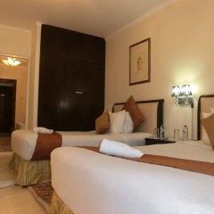 Al Muraqabat Plaza Hotel Apartments 3* Апартаменты с 2 отдельными кроватями