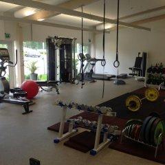 Отель Solvalla Sports Institute фитнесс-зал фото 3