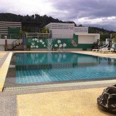Sharaya White Hotel бассейн