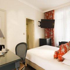 Отель Best Western Hôtel Victor Hugo 4* Стандартный номер с различными типами кроватей фото 14