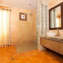 Отель Wind Beach Resort Таиланд, Остров Тау - отзывы, цены и фото номеров - забронировать отель Wind Beach Resort онлайн ванная