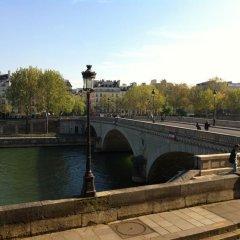 Отель Bourbon Exclusive With View Париж приотельная территория фото 2