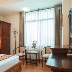 Ngoc Minh Hotel 2* Улучшенный номер с двуспальной кроватью фото 2