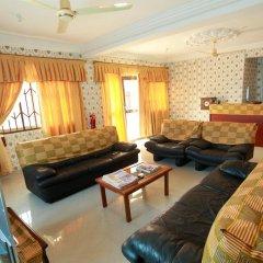 Отель Larry Dort Guest House Гана, Bawjiase - отзывы, цены и фото номеров - забронировать отель Larry Dort Guest House онлайн комната для гостей фото 3
