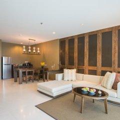 Отель Sunsuri Phuket 5* Улучшенный номер с двуспальной кроватью фото 9