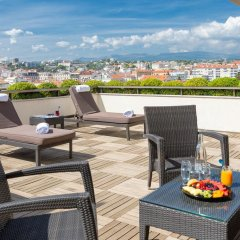 Hotel Barriere Le Gray d'Albion 4* Люкс фото 6