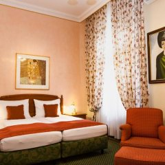 Hotel Park Villa 4* Стандартный номер фото 2