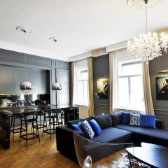 Апартаменты StayinStyle Apartments Будапешт комната для гостей фото 3