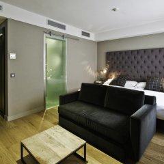Отель Zenit Abeba Madrid 4* Стандартный семейный номер с двуспальной кроватью фото 3