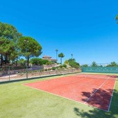 Отель Villa Elixir Rhodos спортивное сооружение