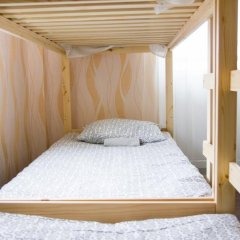 Хостел Like Home Кровать в мужском общем номере с двухъярусной кроватью фото 13