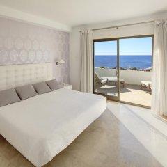 Отель Coral Beach Aparthotel 4* Улучшенные апартаменты с 2 отдельными кроватями фото 5