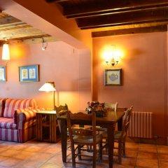 Отель Suite Aparthotel El Refugio de Aran Vielha 3* Апартаменты с разными типами кроватей фото 2