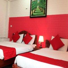 Hanoi Pearl Hostel Стандартный номер с различными типами кроватей фото 2