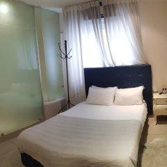 Отель Central 2* Номер категории Эконом с двуспальной кроватью фото 6