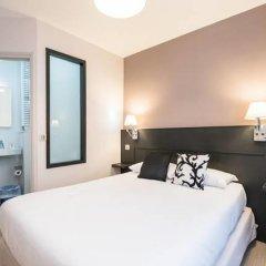 Hotel Bonsejour Montmartre 3* Стандартный номер с разными типами кроватей фото 26
