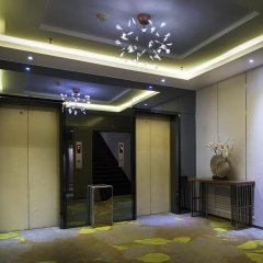 Paco Hotel Guangzhou Gangding Metro Branch интерьер отеля фото 3