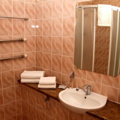 Hotel Dobele ванная