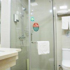 GreenTree Inn JiangXi JiuJiang Railway Station Business Hotel ванная