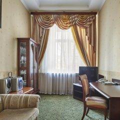 Багратион отель 3* Номер Комфорт разные типы кроватей фото 4