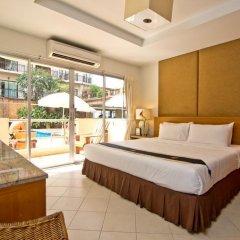 Отель Bella Villa Prima 3* Стандартный номер фото 5