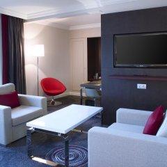 Отель Hilton Brussels Grand Place 4* Полулюкс с 2 отдельными кроватями фото 2
