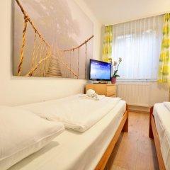 Отель Ajo Central Вена комната для гостей фото 2