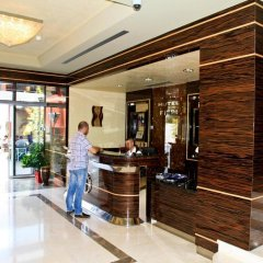 Hotel Fieri интерьер отеля