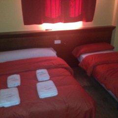 Отель Cueva Restaurante Itariegos удобства в номере