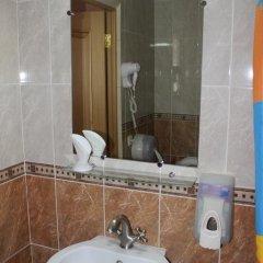 Гостиница Шансон 3* Стандартный номер двуспальная кровать фото 18