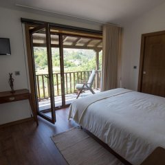 Отель Casa da Portela комната для гостей фото 5