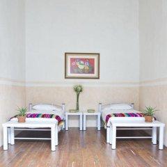 Отель Casa San Ildefonso 3* Кровать в общем номере фото 8