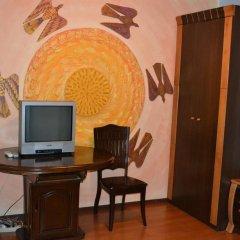 Gnezdo Gluharya Hotel 3* Стандартный номер разные типы кроватей фото 4