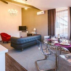 Гостиница Apart-Hotel Simpatiko в Тюмени отзывы, цены и фото номеров - забронировать гостиницу Apart-Hotel Simpatiko онлайн Тюмень комната для гостей фото 5