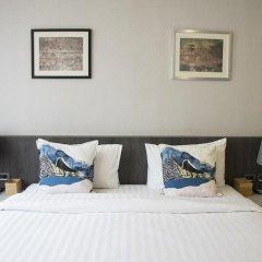 Отель Ratchadamnoen Residence 3* Улучшенный номер с различными типами кроватей фото 13