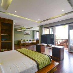 Отель Green Heaven Hoi An Resort & Spa 4* Люкс Премиум фото 2