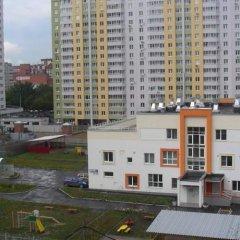 Апартаменты Petal Lotus Apartments on Tsiolkovskogo балкон