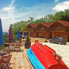 Тихая Гавань Отель пляж фото 2