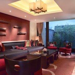Отель Banyan Tree Lijiang 5* Люкс разные типы кроватей фото 2