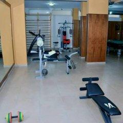 Hotel Vila Lule фитнесс-зал