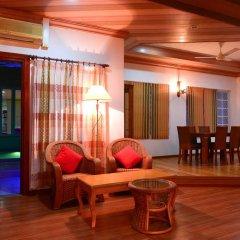 Отель Reveries Diving Village, Maldives 3* Вилла с различными типами кроватей фото 4