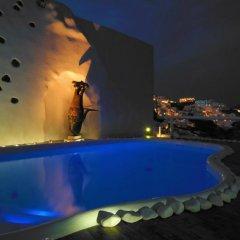 Отель Aspaki by Art Maisons Греция, Остров Санторини - отзывы, цены и фото номеров - забронировать отель Aspaki by Art Maisons онлайн бассейн фото 3