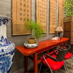 Отель Michaels House Beijing спа