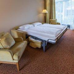 Amber Spa Boutique Hotel 4* Люкс студио разные типы кроватей фото 3