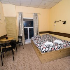 Хостел Архитектор Номер с различными типами кроватей (общая ванная комната) фото 2