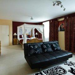 DeSalis Hotel London Stansted 3* Стандартный номер с различными типами кроватей