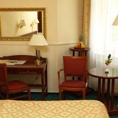 Hotel San Remo 4* Стандартный номер с различными типами кроватей